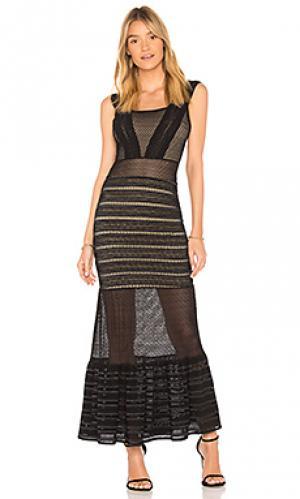 Вечернее платье the martini Nightcap. Цвет: черный