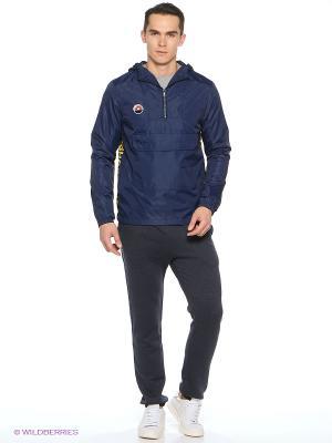 Куртка DC Shoes. Цвет: темно-синий