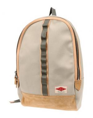 Рюкзаки и сумки на пояс RAG & BONE. Цвет: бежевый