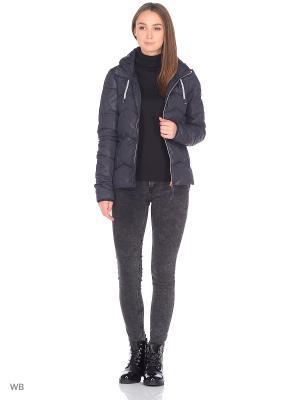 Куртка BRUNOTTI. Цвет: черный, темно-серый