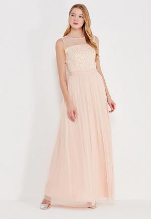 Платье Anastastia Kovall. Цвет: розовый