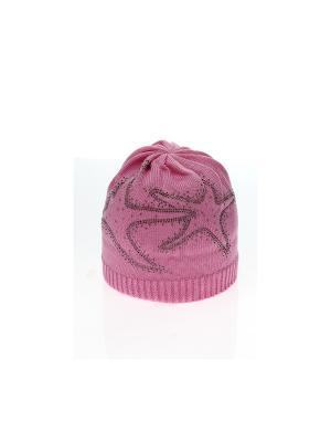 Шапка Catya. Цвет: розовый