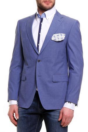 Пиджак Otto Kern. Цвет: голубой
