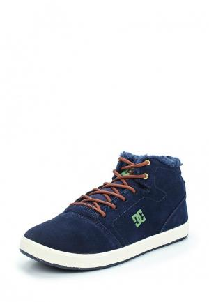 Кеды DC Shoes. Цвет: синий