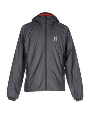 Куртка HAGLÖFS. Цвет: свинцово-серый