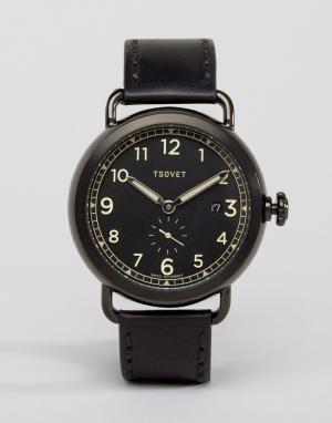Tsovet Часы. Цвет: черный