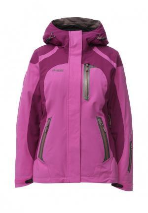 Куртка горнолыжная Bergans of Norway. Цвет: фиолетовый