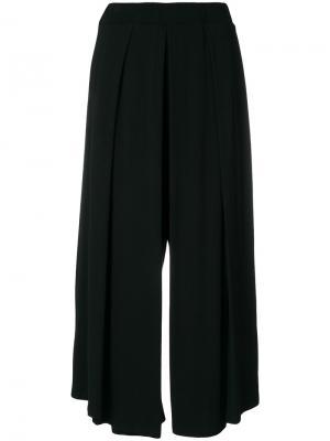 Укороченные брюки Tommy Henrik Vibskov. Цвет: чёрный