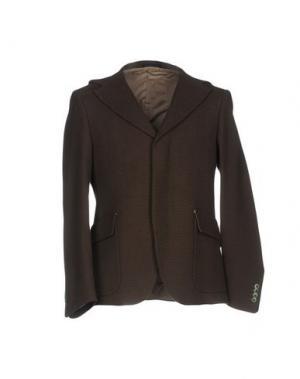 Пиджак REPORTER. Цвет: темно-коричневый