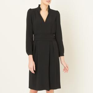 Платье MAIA BA&SH. Цвет: черный