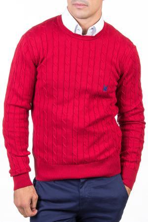 Pullover POLO CLUB С.H.A.. Цвет: red and blue