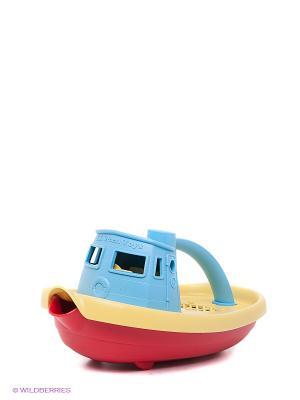 Буксир Green Toys. Цвет: голубой, желтый