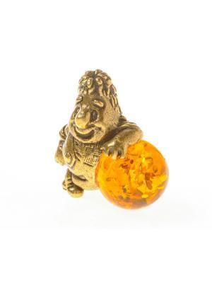 Фигура Карлсон Aztek. Цвет: желтый, коричневый, светло-оранжевый