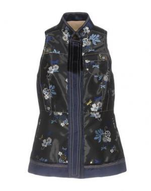 Куртка AQUILANO-RIMONDI. Цвет: стальной серый