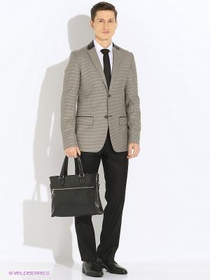 Пиджак Absolutex. Цвет: серый