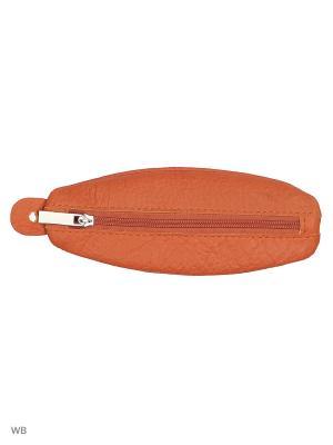 Ключница D'Angeny. Цвет: оранжевый