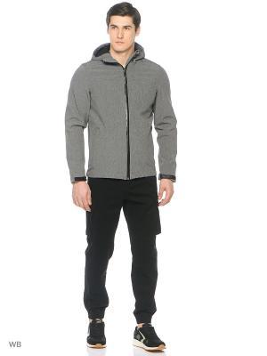 Куртка Modis. Цвет: серый