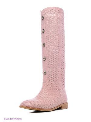 Сапоги Vitacci. Цвет: розовый