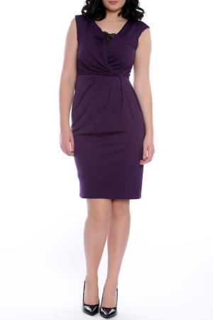 DRESS Moda di Chiara. Цвет: purple and black