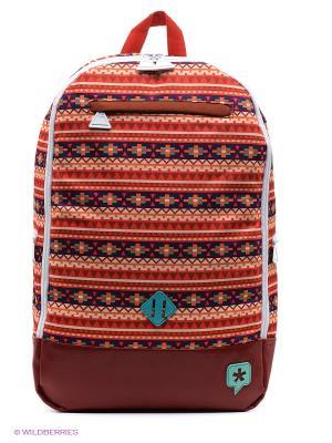 Рюкзак True Spin. Цвет: красный