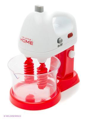 Кухонный комбайн, 20 см, 6/24 Simba. Цвет: белый, красный