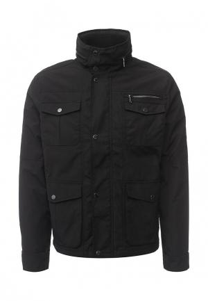 Куртка утепленная Medicine. Цвет: черный