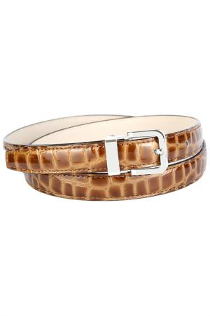 Belt Anthoni Crown. Цвет: brown