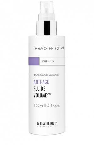 Активный флюид с кератином для увеличения объема волос La Biosthetique. Цвет: бесцветный