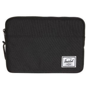 Чехол для iPad  Anchor Sleeve For Mini Black Herschel. Цвет: черный