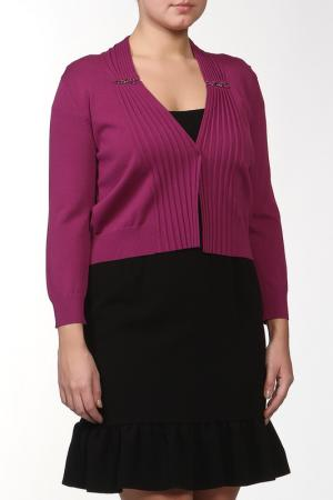 Жакет GOLD. Цвет: фиолетовый