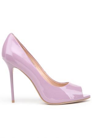 Туфли Milana. Цвет: сиреневый