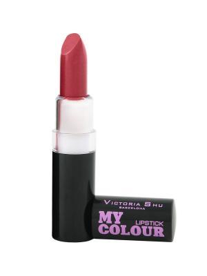 Губная помада My Colour №340 Victoria Shu. Цвет: розовый