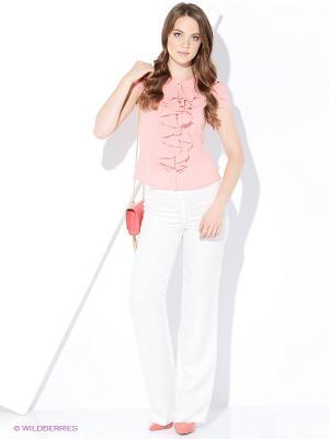 Блузка AVELON. Цвет: розовый