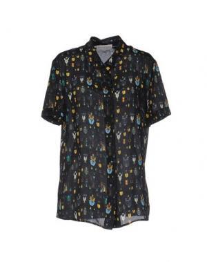 Pубашка HEIMSTONE. Цвет: стальной серый