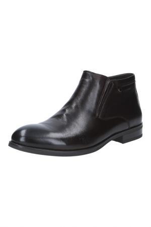 Ботинки Loiter. Цвет: коричневый
