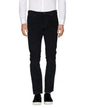 Повседневные брюки WRANGLER. Цвет: черный