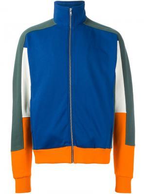 Спортивная куртка Track 2 Futur. Цвет: синий