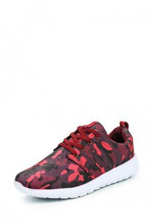 Кроссовки WS Shoes. Цвет: бордовый
