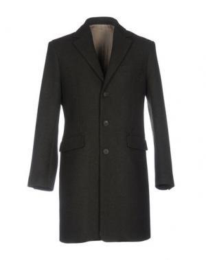 Пальто OFFICINA 36. Цвет: зеленый-милитари