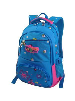 Рюкзак Stelz. Цвет: голубой