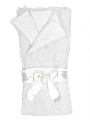 Конверт-одеяло Нежность Сонный гномик. Цвет: белый