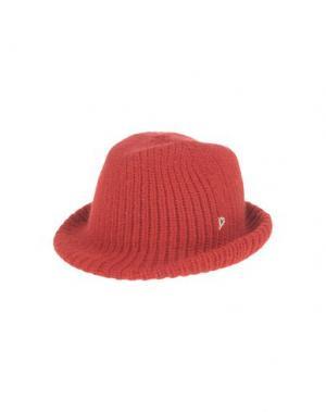 Головной убор DONDUP. Цвет: красный