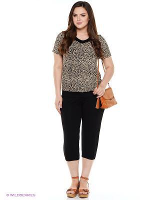 Комплект одежды CLEO. Цвет: коричневый, черный