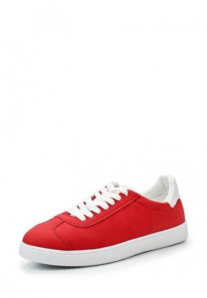 Кеды Y & L. Цвет: красный