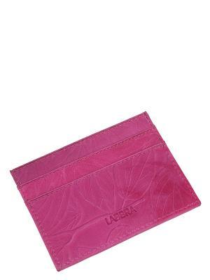 Визитница Labbra. Цвет: розовый