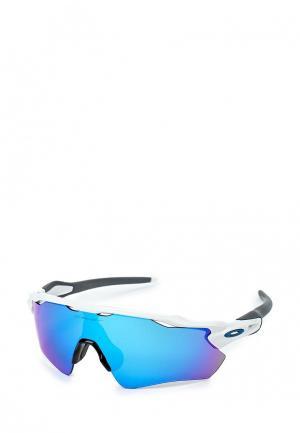 Очки солнцезащитные Oakley. Цвет: белый