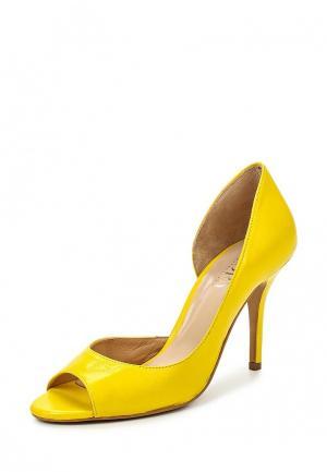 Туфли Ivory Collection. Цвет: желтый