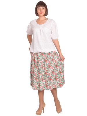 Кофточка Томилочка Мода ТМ. Цвет: белый