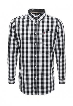 Рубашка Nisko. Цвет: черный