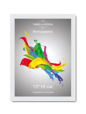 Фоторамка 13х18 №454 Tabula Rossa. Цвет: белый